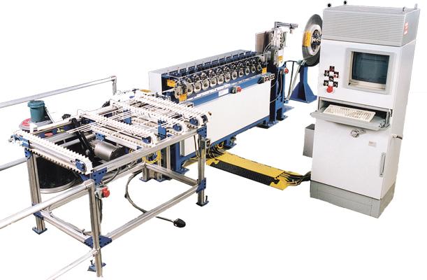 Intergrid Glass Muntin Fabrication Systems