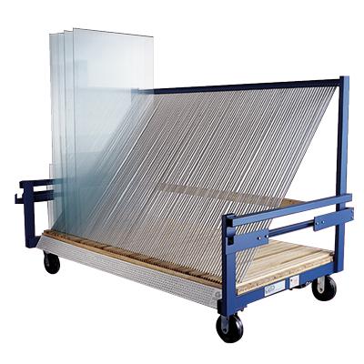 Glass Harp Carts Gedusa