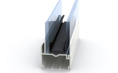 Window Glass Space Warm Edge Spacer Bar Technology