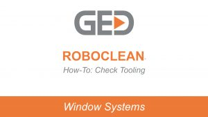 RoboClean how to check tooling video thumbnail