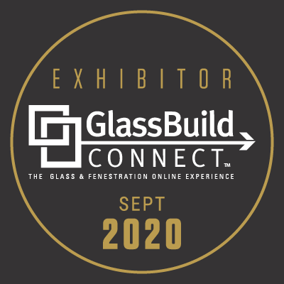 GlassBuild Connect exhibitor badge