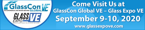 Glass Expo VE exhibitor banner