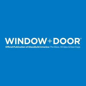 Window and Door Magazine logo