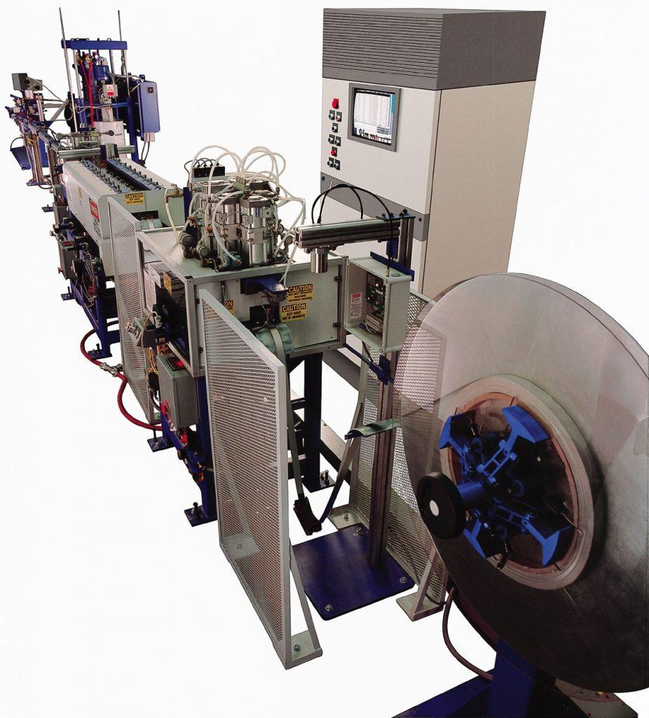 Intercept GEN2 machine